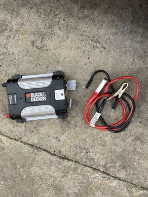 🛠 BLACK AND DECKER 750 watt INVERTER 🛠 for Sale in Torrance, CA