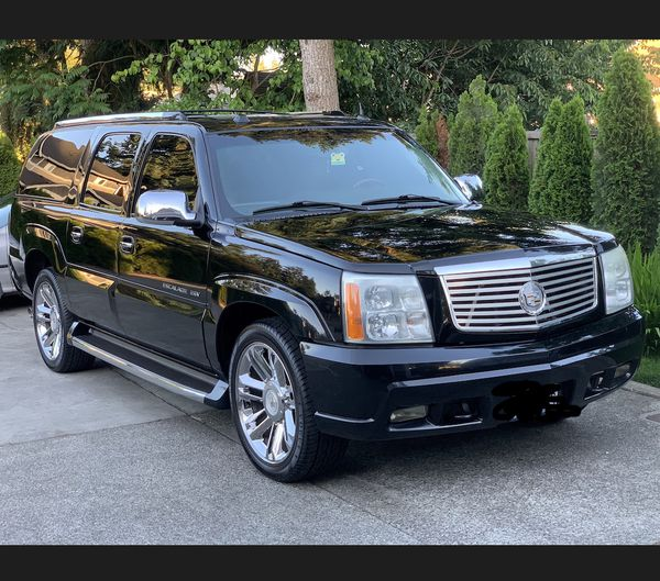 2004 Cadillac Escalade ESV For Sale In Tacoma, WA