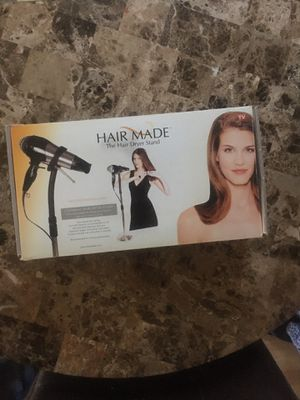 Hair Dryer Stand for Sale in Bridgeport, CT
