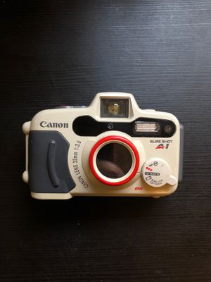 Canon Sure Shot A1 Underwater Film Camera 35mm for Sale in Columbus, OH