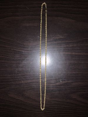 10k Gold Chain for Sale in Fontana, CA
