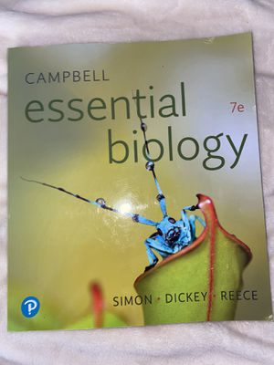 Essential Biology 7th Edition for Sale in Riverside, CA