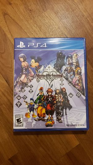 Kingdom Hearts 2.8 Final Chapter Prologue PS4 for Sale in Newark, NJ