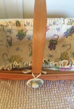 Longaberger Mother's Day basket for Sale in Bonita Springs, FL