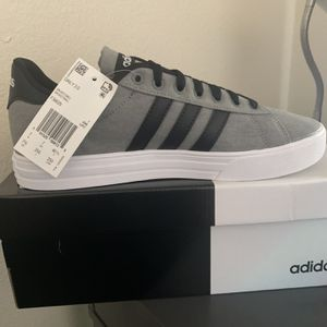 Adidas Grey & Black Brand New Size 7.5 for Sale in City of Industry, CA