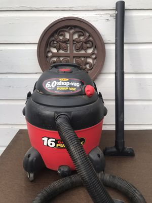 ShopVac Wet/Dry Vacuum for Sale in San Bruno, CA