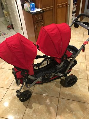 Contour double stroller for Sale in Winter Springs, FL