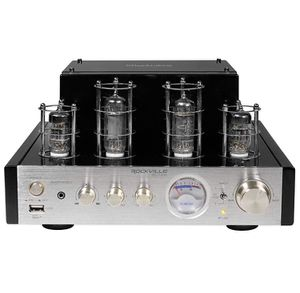 Rockville BluTube v2 70w Tube Amplifier/Home Theater Stereo Receiver with Bluetooth for Sale in Stafford, TX