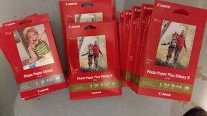 Canon Photo Paper - Brand New!!! for Sale in Naugatuck, CT