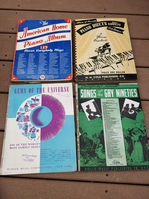 Sheet music make offer for Sale in Tacoma, WA