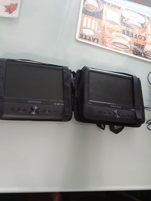 Portable DVD player for your vehicle for Sale in Corona, CA