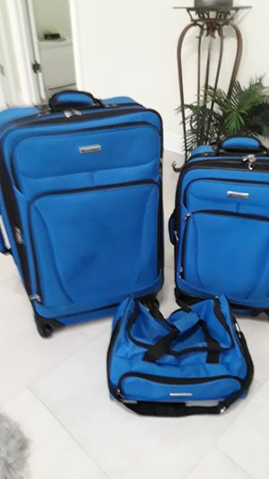 Luggage on rollers for Sale in Land O Lakes, FL