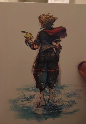 Kingdom Hearts 3 ArtBook for Sale in Glenpool, OK