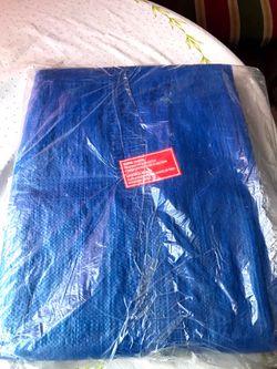 Blue tarp tent carport cover storage for Sale in Sunny Isles Beach,  FL