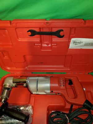 """MILWAUKEE HEAVY DUTY REVERSING 1/2"""" D-HANDLE DRILL for Sale in Beaumont, CA"""