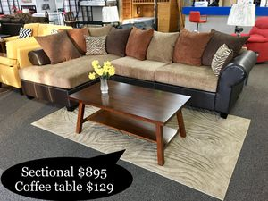 Brand new big sectional for Sale in Fresno, CA