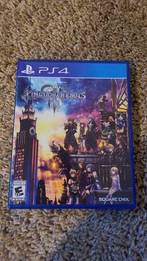Kingdom Hearts III for Sale in Tampa, FL