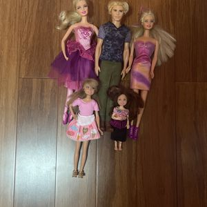 Barbie Dolls ( Set Five ) for Sale in Garden Grove, CA