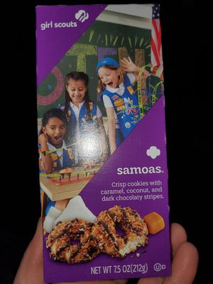 Girl scout cookies for Sale in Toledo, OH