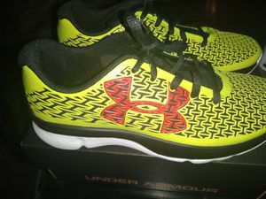 Under Armour boys shoes for Sale in Eugene, OR