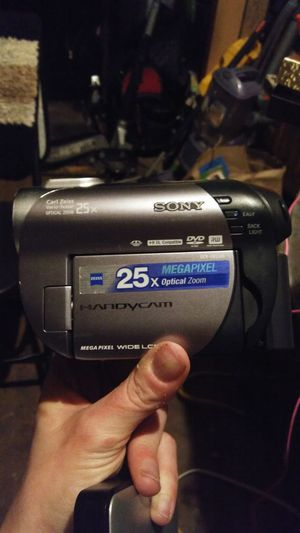 Sony digital camcorder for Sale in Fort Washington, MD