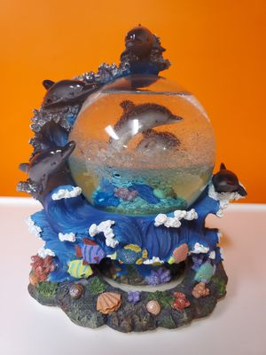 Dolphin Musical WaterGlobe for Sale in Whitehall, OH