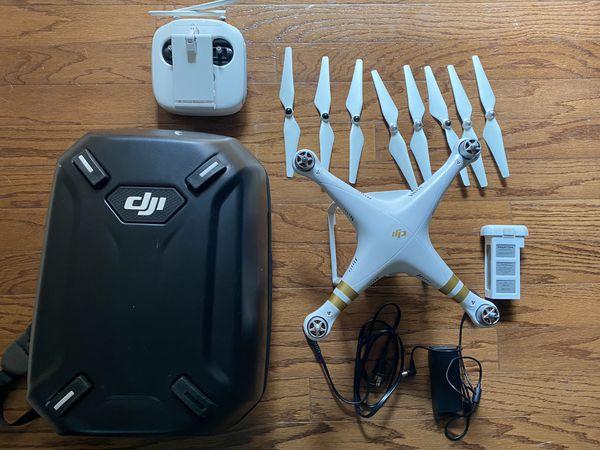 DJI phantom 3 4k Camera drone great condition