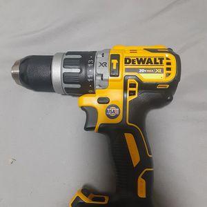 Dewalt Hammer Drill XR 20v. New for Sale in Federal Way, WA
