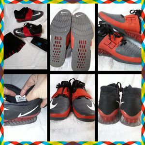 shoes to lift weight for Sale in Waynesboro, VA