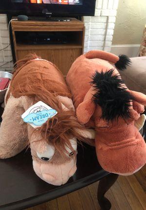 Disney pillow pets for Sale in Arlington, VA
