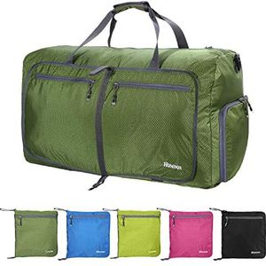 Homdox Camping Duffel Bag Large Size,Packable Travel Duffle Bags for Men and Women,Waterproof Lightweight Foldable Gym Bag for Sale in Tempe, AZ
