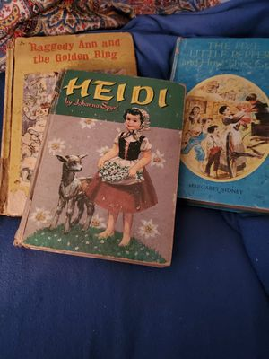 Antique books for Sale in Henley, MO