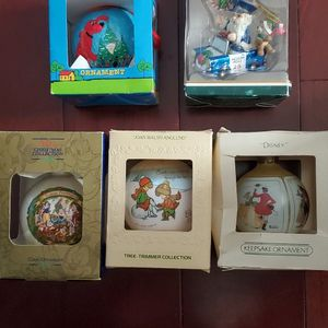 Christmas Ornament Collection for Sale in Redwood City, CA
