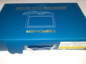 DB Power DVD player with swivel head for Sale in Los Angeles, CA