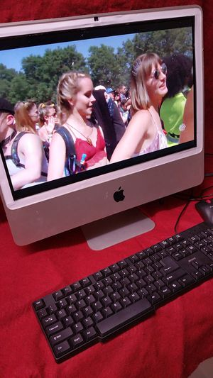 Apple iMac Mac all-in-one Computer, iMAC for Sale in Richardson, TX