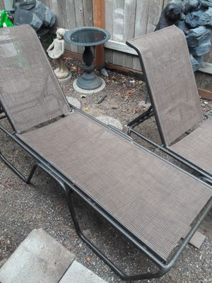 Pool chairs for Sale in Tigard, OR