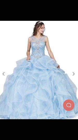 Sweet 15 dress Quicenañera dress for Sale in Tampa, FL