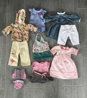 American Girl doll outfits for Sale in Riverside, CA