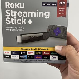 Roku Stick Plus 4 K New Sealed for Sale in Secaucus, NJ