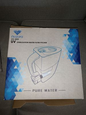Water filter pitcher for Sale in Anaheim, CA