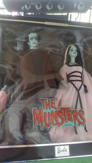 The monsters barbie collecters new for Sale in Lakeland, FL
