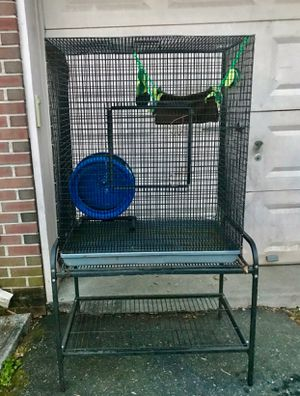 Animal cage w/stand for Sale in Bel Air, MD