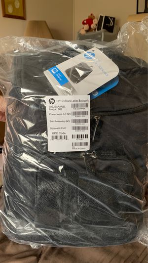 Brand new hp laptop 💻 🎒 backpack for Sale in Weston, FL