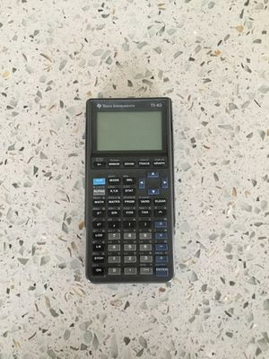 ti 82 calculator for Sale in Mesa, AZ