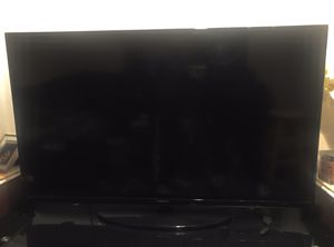 "Samsung 55"" smart tv for Sale in Newark, MD"