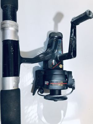 Fishing poles and reel combos excellent condition for Sale in Stratford, CT