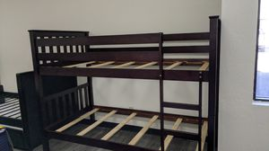 Twin bunk bed frame for Sale in Glendale, AZ