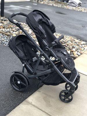Britax double stroller for Sale in Manassas Park, VA