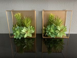 """Set of two home wall decor !!! 8"""" x 8"""" for Sale in Vancouver, WA"""