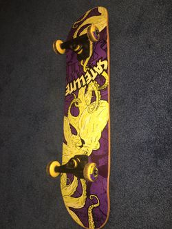 Used Skateboard $10 for Sale in Springfield,  IL